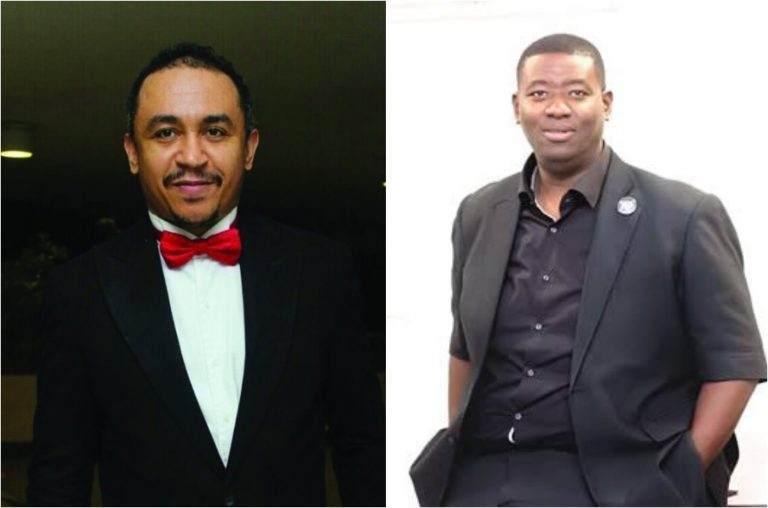 Daddy Freeze Tackles Pastor Adeboye's Son, Leke Over His Explanation On Payment Of First Fruit Offerings (Video)