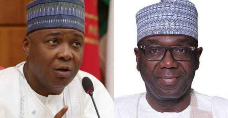 Governor Abdulrazak And Saraki Family To Settle Out Of Court Over Ile Arugbo Demolition