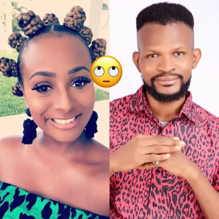 Uche Maduagwu advises DJ Cuppy to quit music so as to get a Husband