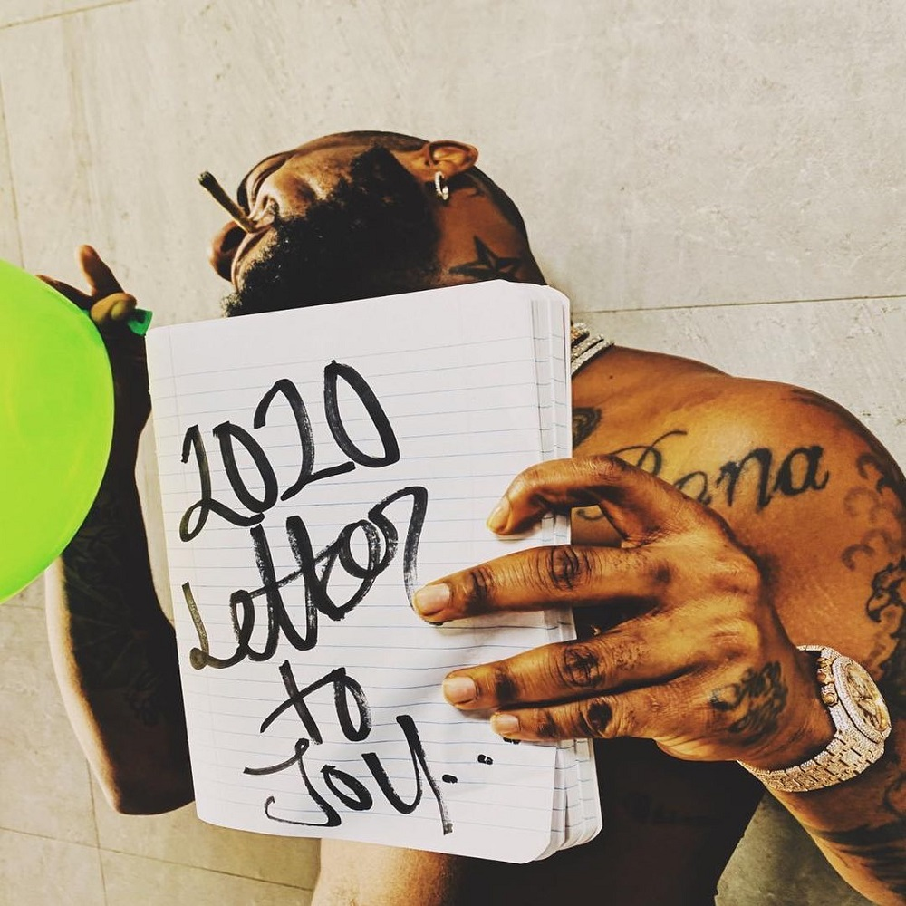 Davido 2020 Letter To You Mp3