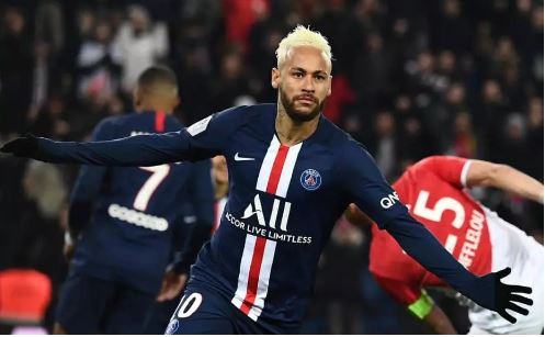 Neymar Reveals Who To Blame After PSG Failed To Beat Monaco