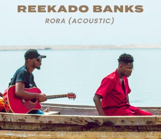 MUSIC: Reekado Banks – Rora (Acoustic Version)