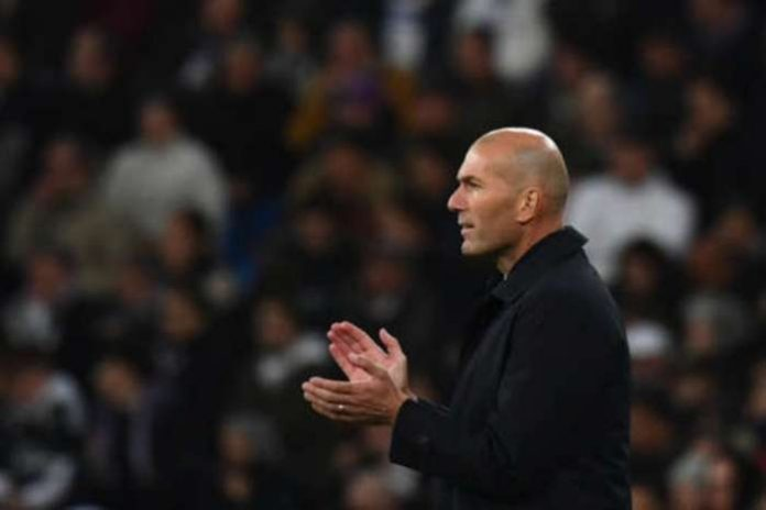 Real Madrid Manager Zinedine Zidane Breaks Jose Mourinho's Record