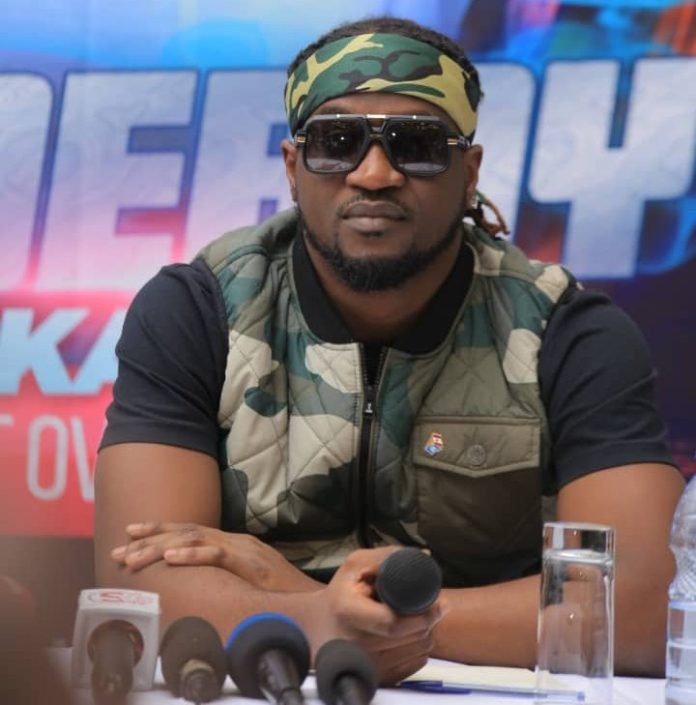 I Will Never Reunite With Mr. P – Rudeboy