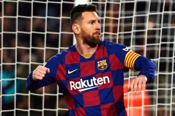 Luis Suarez: Lionel Messi Will Stay For Life If Barcelona Build Around Him