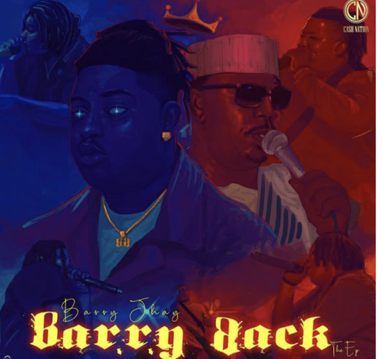 MUSIC: Barry Jhay ft. Davido – Only You