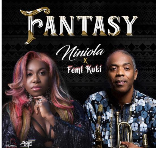 MUSIC: Niniola – Fantasy ft. Femi Kuti