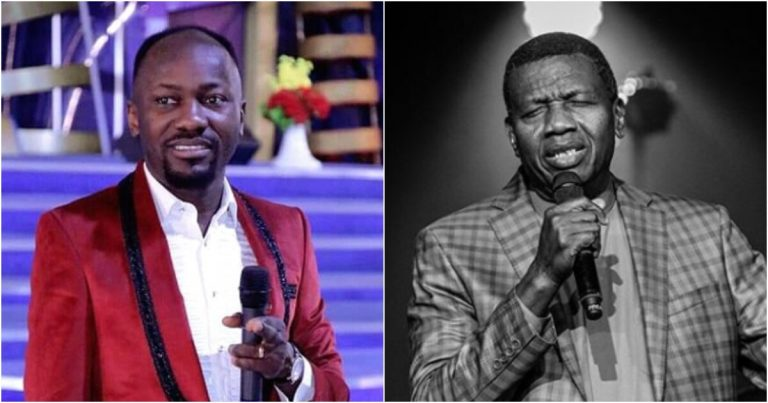 Apostle Suleman Reacts To Pastor Adeboye's Post Advising Bachelors Not To Marry Women Who Can't Cook