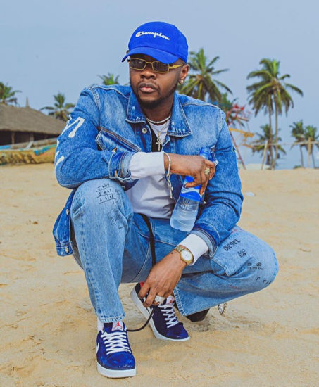 """Kizz Daniel is about to release a new album """"King of Love"""" in 2020"""