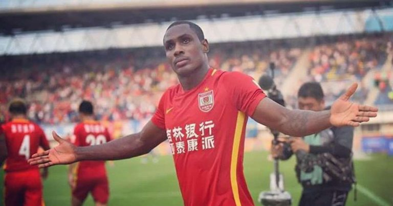 Ighalo Makes History After Man United's 2-0 Victory Over Chelsea