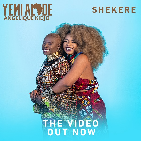 VIDEO: Yemi Alade, Angelique Kidjo – Shekere