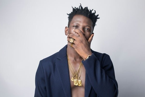 Singer, Terry Apala Harassed, Stripped By Police For Looking Like a 'Yahoo Boy' (Video)