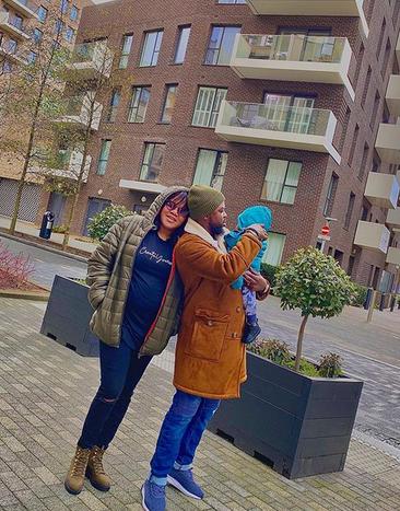 Actress Toyin Abraham Shares Lovely Family Vacation Photos