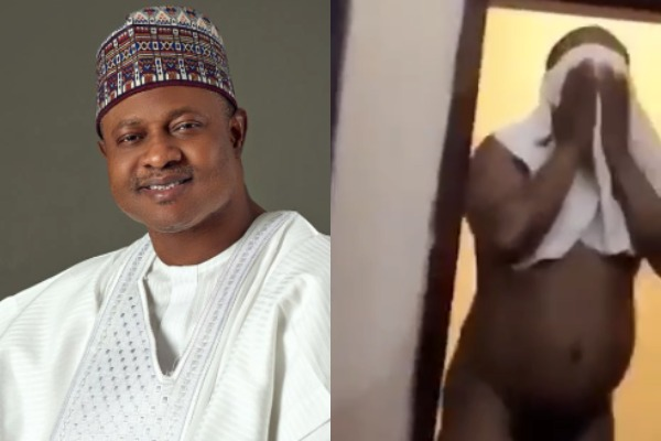 Viral Nak*d Video Of Senator Uba Sani (Watch Full Video)