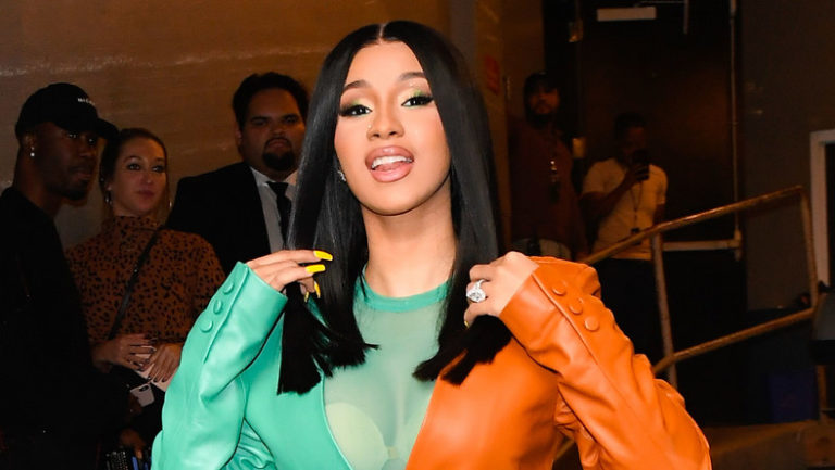 Watch: Cardi B Thinks Celebrities Are Being Paid To Say They Have Coronavirus