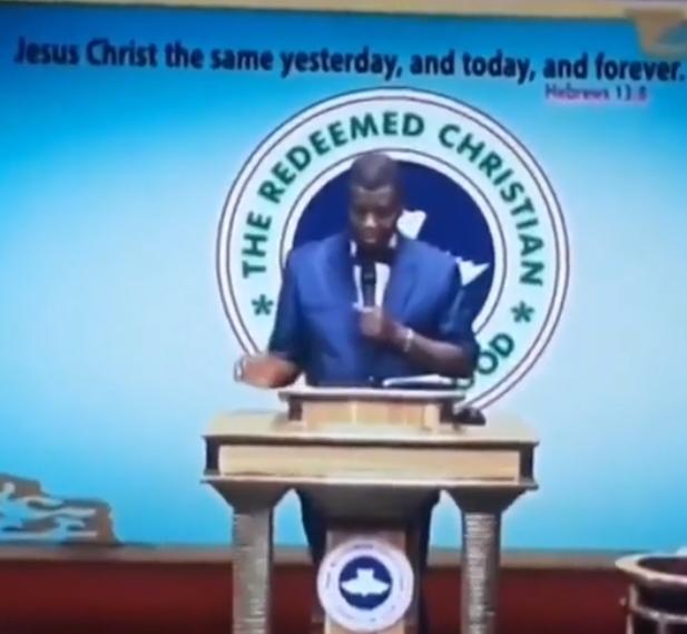 Pastor Adeboye Reveals What God Told Him Regarding Coronavirus Outbreak (Video)