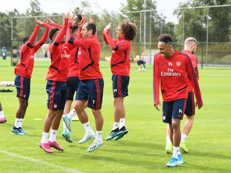 Arsenal Confirm Five Players Will Not Play Against Man City
