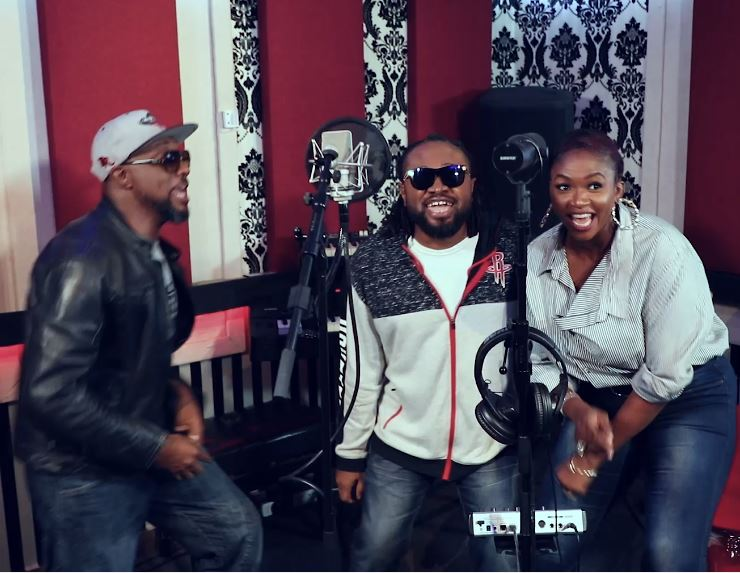 Black Rider, Cobhams Asuquo and Waje