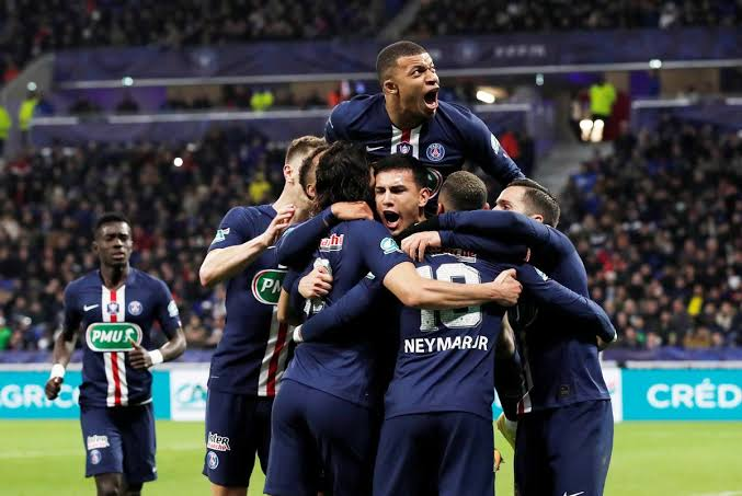 PSG Crush 10-Man Lyon To Reach French Cup Final
