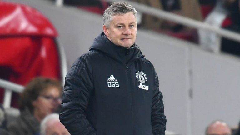 Solskjaer Drops Big Hint About Ighalo's Future At Man Utd After 5-0 Win Over LASK
