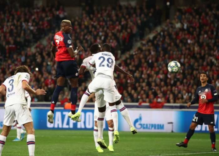 I Couldn't Sleep After Scoring First Champions League Goal Against Chelsea – Victor Osimhen