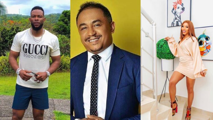 Daddy Freeze Confirms Mercy Eke And WillieXO Are Dating In New Video