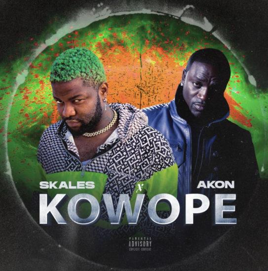 Skales– Kowope ft.Akon