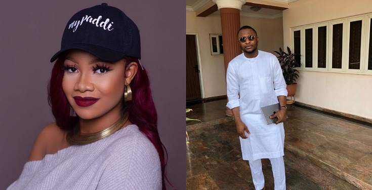 Tacha Hits Back At Ubi Franklin Following His Live Interviews With Mercy And Teebillz