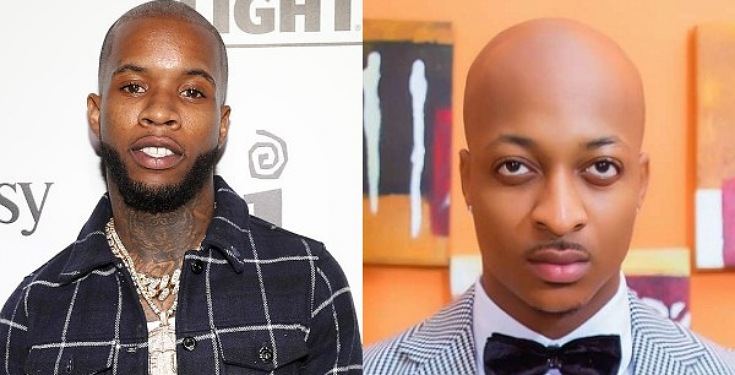 IK Ogbonna Reveals Why He Spammed Tory Lanez' Instagram Session With Nigerian Flags