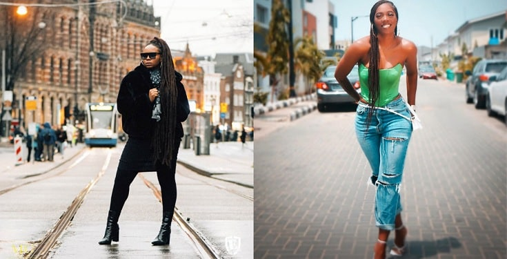 Yemi Alade Says Fans Are The Ones Pitching Her Against Tiwa Savage