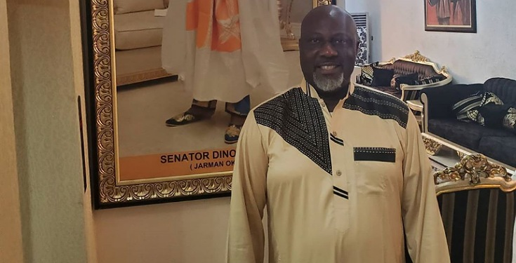 I gave out sanitisers to those owing me money, I don't want stories that touch – Dino Melaye