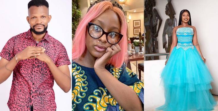 """""""When It Comes To Intelligence, Bravery And Creativity, You & Tacha Lead """" – Uche Maduagwu To DJ Cuppy"""