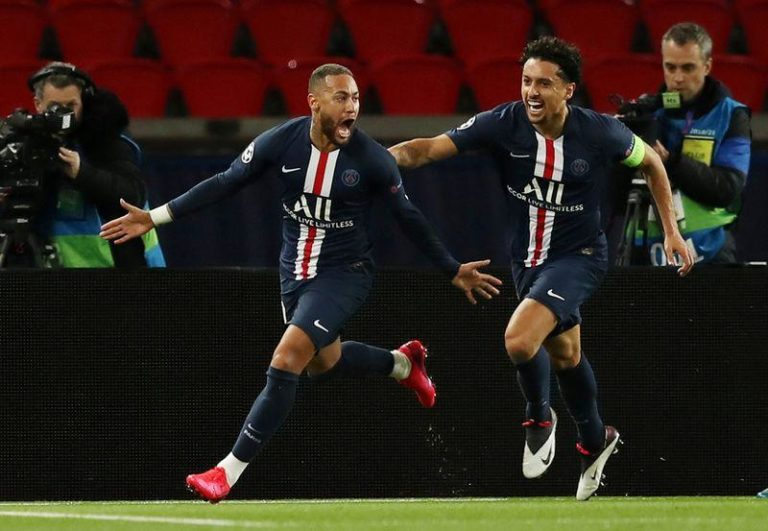 JUST IN: PSG win Ligue 1