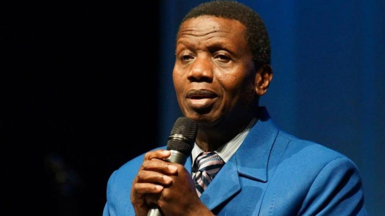 Coronavirus: Pastor Adeboye Gives Fresh Prophecy