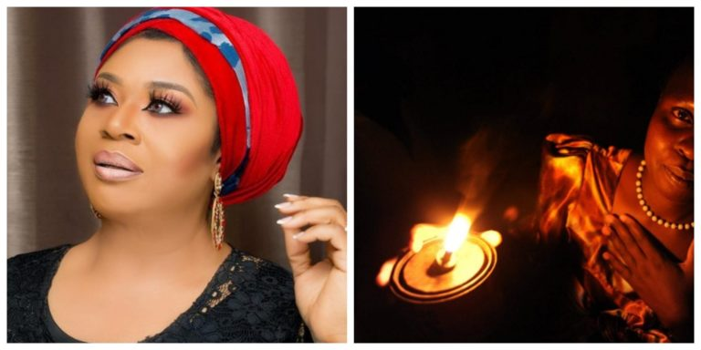 """""""There's a special evil in Nigeria"""" – Actress Unachukwu On Poor Electricity"""