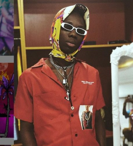 """Blaqbonez Begs Wizkid To Help Him """"Blow"""" With A Shout Out On Social Media"""