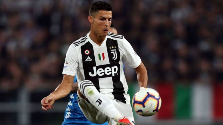 Ronaldo To Leave Juventus For Man Utd, PSG