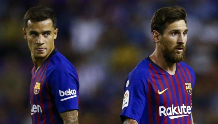 Philippe Coutinho Was Like Lionel Messi At Liverpool – Frank de Boer