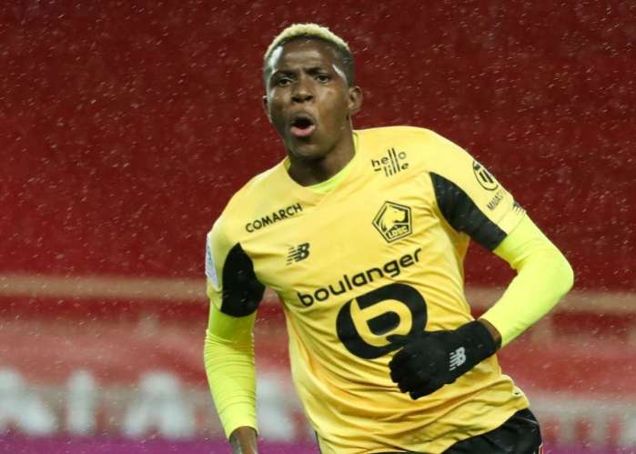Mohamed Sissoko Wants Juventus To Sign Victor Osimhen