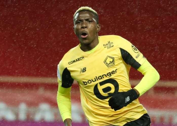 Victor Osimhen Named Amongst Manchester United's Transfer Targets
