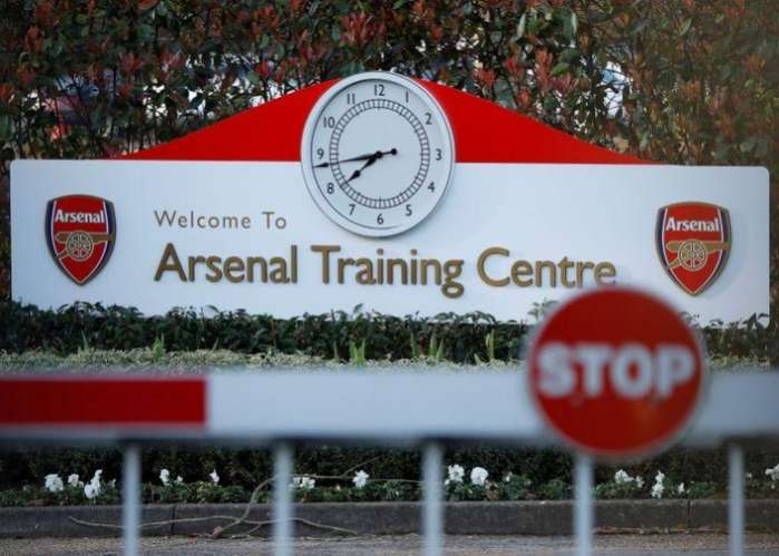 Arsenal Sure Of Signing Nigeria Forward From Club Brugge