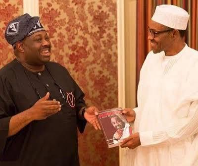 Read President Buhari's Congratulatory Message To Dele Momodu At 60
