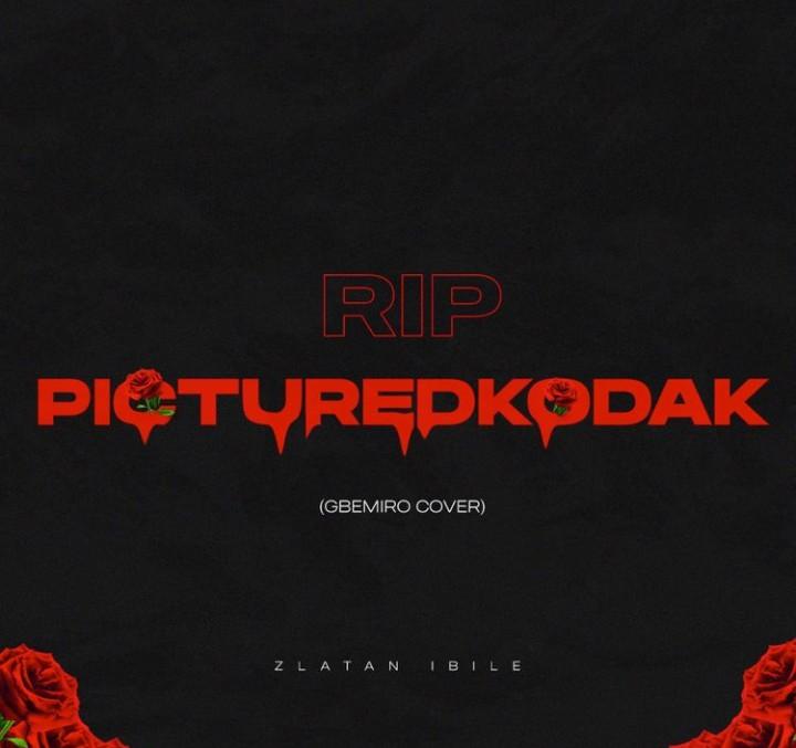 MUSIC: Zlatan – Gbemiro (Picture Kodak Tribute)