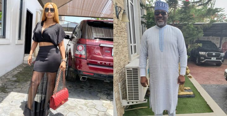 Actress Iyabo Ojo Reacts To Reports Of Her Upcoming Wedding To Dino Melaye