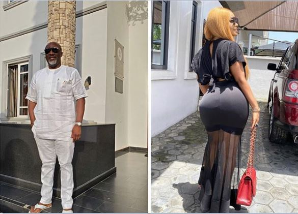 Dino Melaye Allegedly Set To Wed Nollywood Star Iyabo Ojo