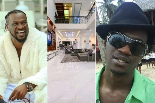 """""""Forget The Glamour, I Don Suffer"""" – Paul Okoye Says As He Shows Off His Glamorous Living Room"""