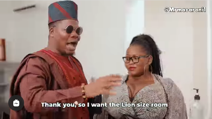 COMEDY VIDEO: MrMacaroni – The Crazy Receptionist