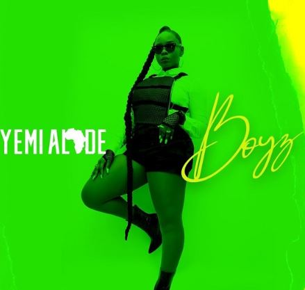 MUSIC: Yemi Alade – Boyz (Prod. Vtek)