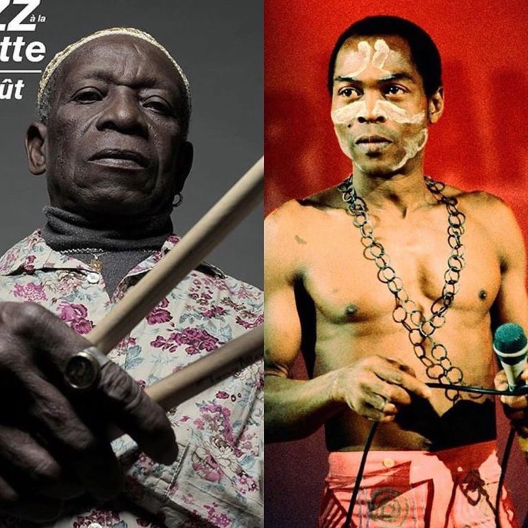 Fela's Drummer And Co-Founder Of Afro Beat, Tony Allen Dies