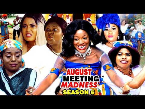 DOWNLOAD: August Meeting Madness Season 5 Latest Nigerian 2020 Nollywood Movie